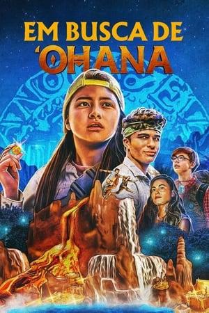 Em busca de 'Ohana - Poster