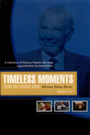 Image Timeless Moments from the Tonight Show Starring Johnny Carson - Volume 1 & 2