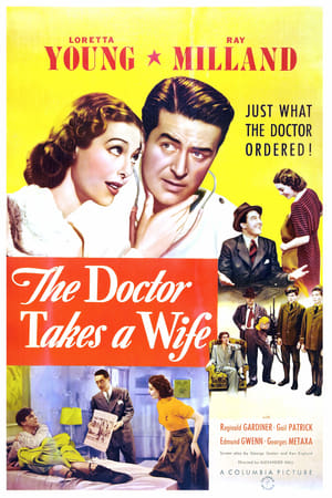 The Doctor Takes a Wife (1940)