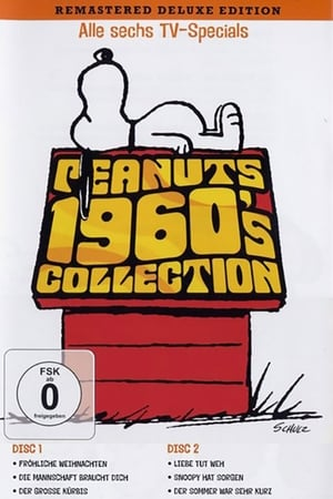 The Peanuts - 1960's Collection