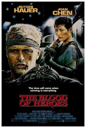 poster The Blood of Heroes