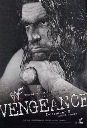 WWE Vengeance 2001 poster