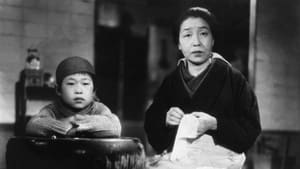 Japanese movie from 1947: Record of a Tenement Gentleman