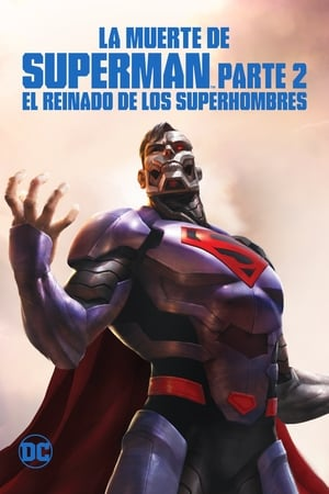 Reign of the Supermen film posters