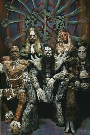 Lordi isLead Monster