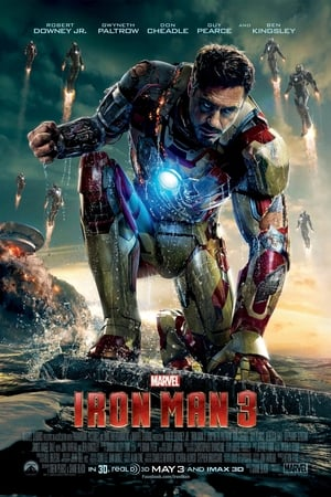Iron Man 3 film posters
