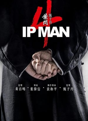 Poster Ip Man 4: The Finale (2019)
