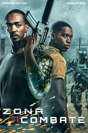 Zona de Combate - Poster