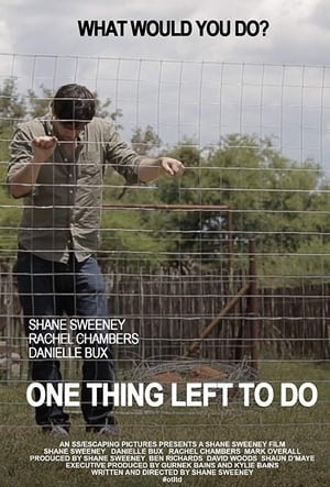 One Thing Left to Do (2017)