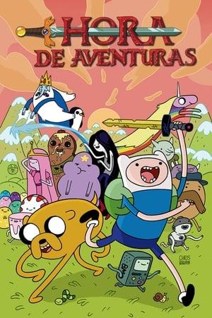 VER Hora de aventuras (2010) Online Gratis HD