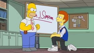 The Simpsons Season 31 :Episode 2  Go Big or Go Homer