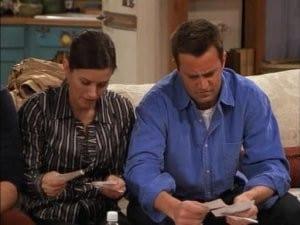 Friends saison 9 episode 18