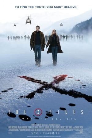 poster The X Files: I Want to Believe