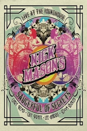Poster Nick Mason's Saucerful of Secrets: Live At The Roundhouse (2020)