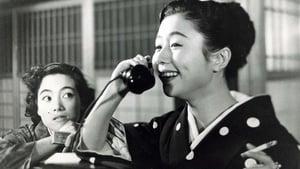 Japanese movie from 1954: An Inn at Osaka