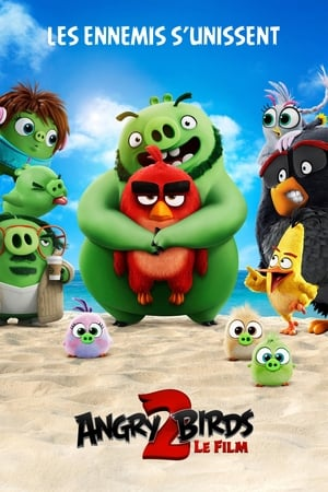 The Angry Birds Movie 2 film posters