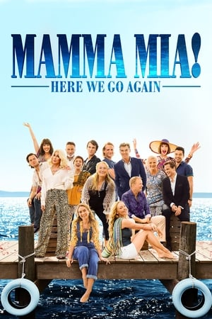 Poster Mamma Mia! Here We Go Again (2018)