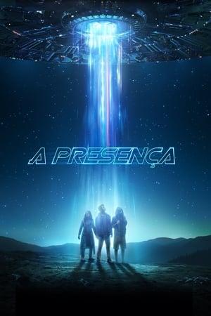 A Presença - Poster