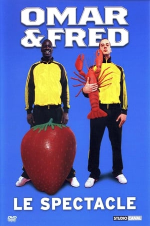Omar et Fred - Le spectacle-Azwaad Movie Database