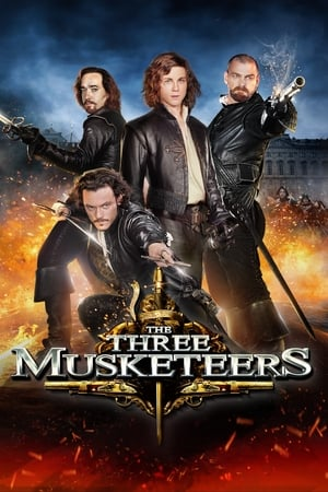 Watch The Three Musketeers Full Movie