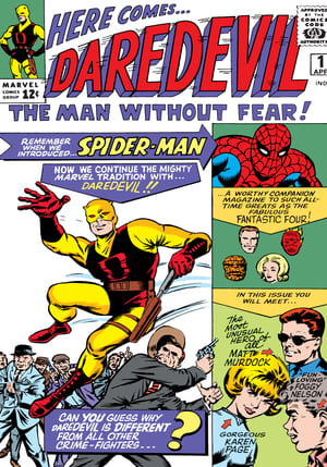 Image Daredevil Issue #1: Motion Comic