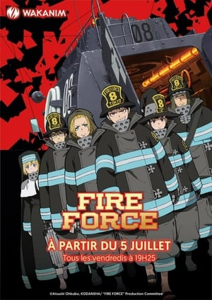 Fire Force (Enen no Shouboutai) - Season 1