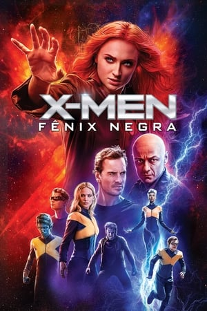 X-Men: Fênix Negra Torrent, Download, movie, filme, poster