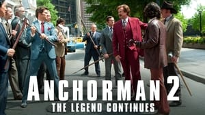 poster Anchorman 2: The Legend Continues