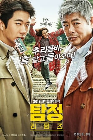 Ver The Accidental Detective 2 In Action (2018) Online
