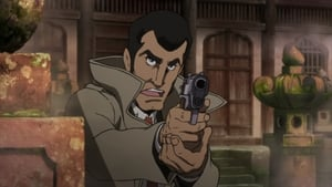فيلم Lupin the Third: The Blood Spray of Goemon Ishikawa مترجم