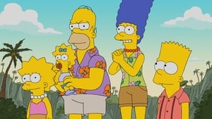 The Simpsons Season 30 :Episode 4  Treehouse of Horror XXIX