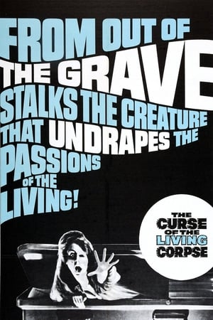 The Curse of the Living Corpse-Roy Scheider