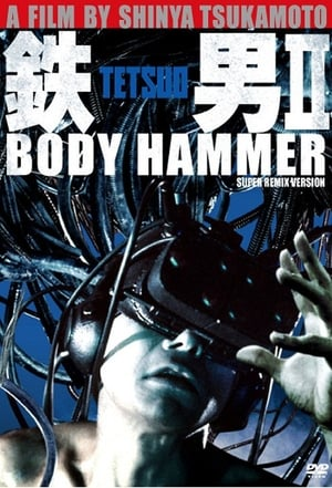 Tetsuo Ii Body Hammer 1992 Full Movie Subtitle Indonesia