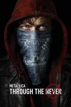 Poster Metallica: Through the Never (2013)