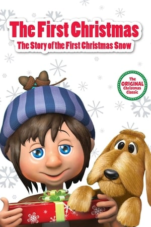 The First Christmas: The Story of the First Christmas Snow-Angela Lansbury