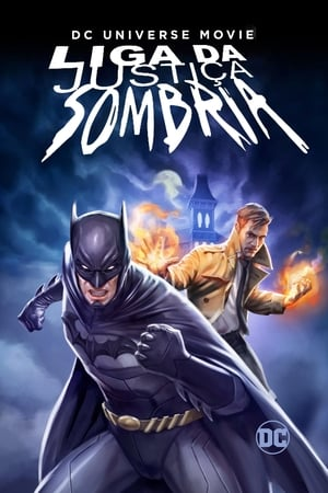 Liga da Justiça Sombria Torrent, Download, movie, filme, poster