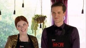 My Kitchen Rules Season 6 :Episode 19  Redemption Round: Annie & Lloyd (SA, Group 1)