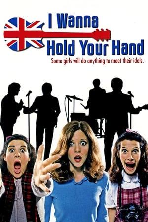 I Wanna Hold Your Hand-Theresa Saldana