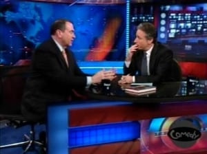 The Daily Show with Trevor Noah - Mike Huckabee Wiki Reviews