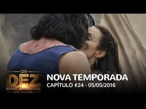 Watch S2E24 - Moses and the Ten Commandments Online