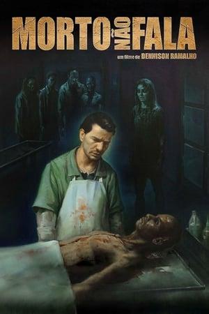 Morto Não Fala - Poster