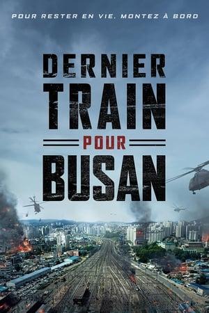 Image Dernier train pour Busan