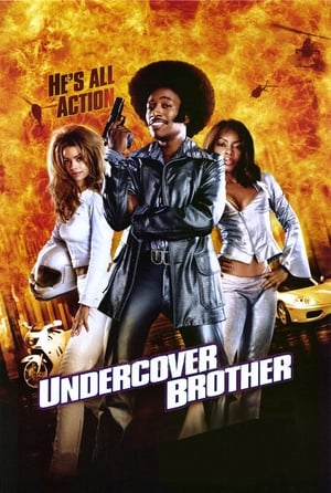 Undercover Brother film posters