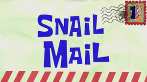 SpongeBob SquarePants Season 9 : Snail Mail