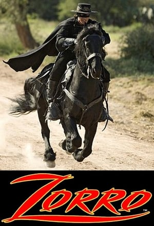 Filmposter Zorro