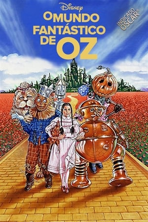 O Mundo Fantástico de Oz Torrent, Download, movie, filme, poster