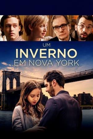 Um Inverno em Nova York - Poster