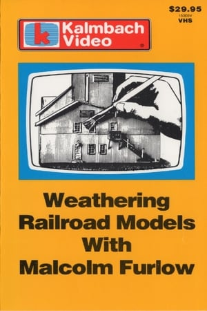Weathering Railroad Models with Malcolm Furlow streaming