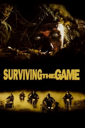 Poster Surviving the Game (1994)