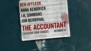 The Accountant 2016 Hdrip